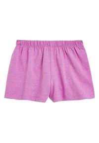 Next - MULTI 5 PACK SHORTS (3MTHS-7YRS) - Shorts - pink - 5