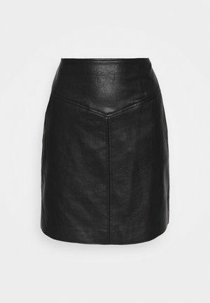 PEPA - A-line skirt - black