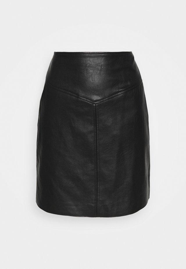 PEPA - A-linjekjol - black