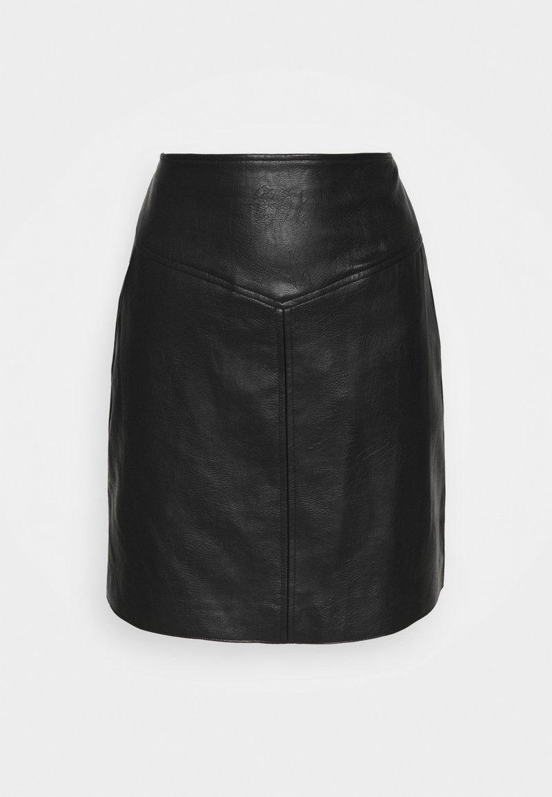 Pepe Jeans - PEPA - A-line skirt - black