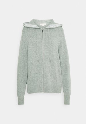 ECO ZIP HOODIE - Jumper - pearl heather