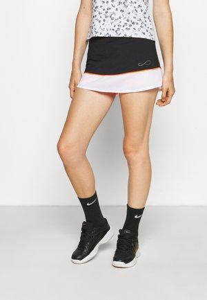 FALDA CODE - Sports skirt - black