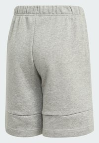 adidas Performance - BADGE OF SPORT SHORTS - Sports shorts - grey - 3