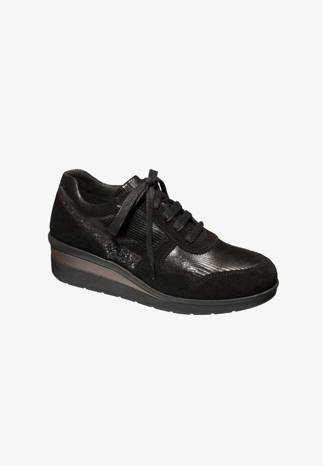 LORY - Sneakers laag - schwarz