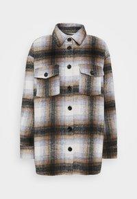 FQEDITH - Summer jacket - brown