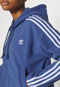 adidas Originals - Veste polaire - crew blue - 5