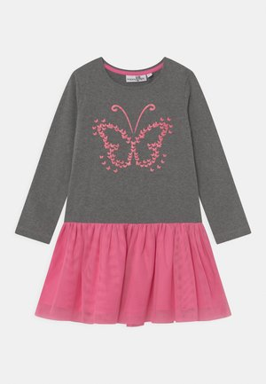 BUTTERFLY SPECIAL STYLE - Jersey dress - rose