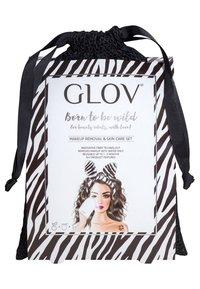 Glov - BORN TO BE WILD SET - Skincare set - ivory - 1