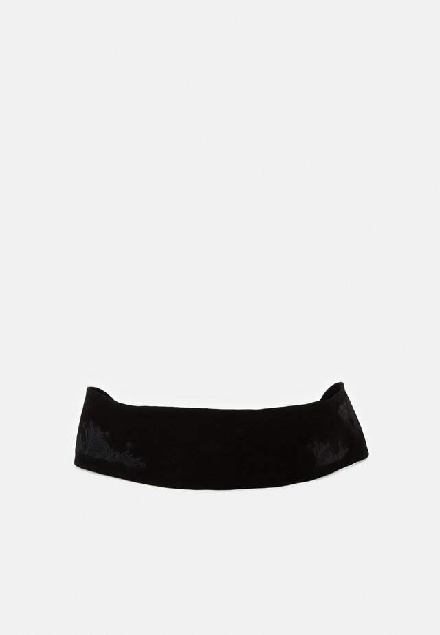 BELT MARTINI - Cintura - black