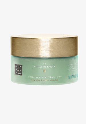THE RITUAL OF KARMA BODY SCRUB - Body scrub - -