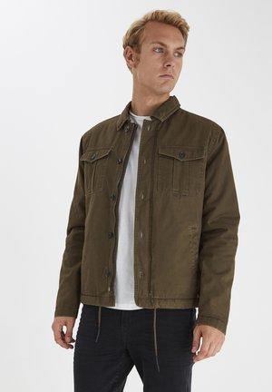 Summer jacket - forest nig