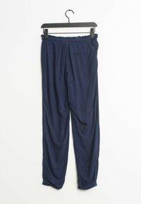 TOM TAILOR DENIM - Tracksuit bottoms - blue - 1