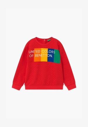 UNISEX - Long sleeved top - red