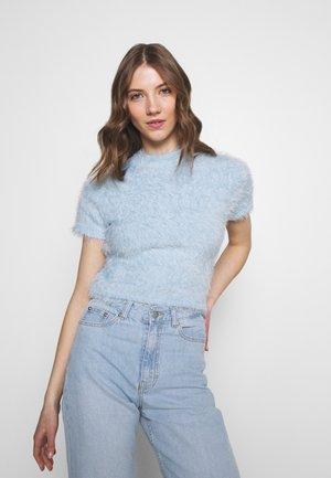 CIMA  - Print T-shirt - light blue