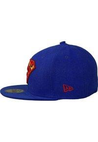 New Era - 59FIFTY - CHARACTER BASIC SUPERMAN - Cap - blau - 2