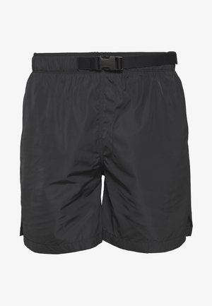 ATHLETICS TECH SPORT SHORTS - Sports shorts - black