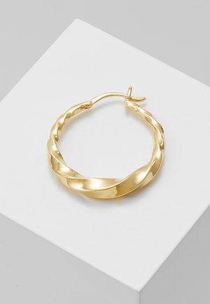 SADIE HOOP EARRING - Øreringe - gold-coloured