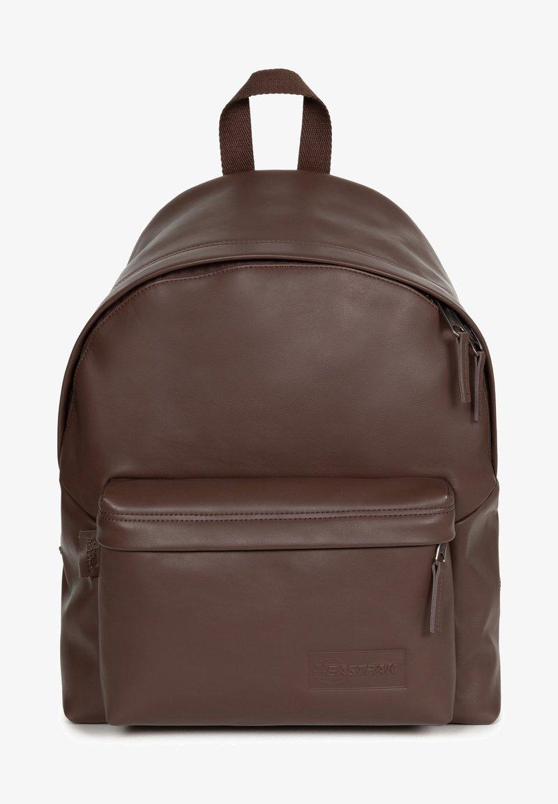 Eastpak - PAKR - Rucksack - brown authentic leather