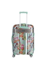Titan - SPOTLIGHT FLASH - Wheeled suitcase - mint blossom - 4