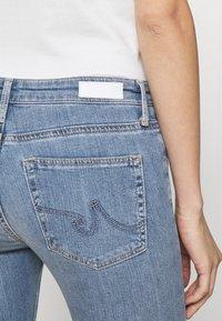 AG Jeans - FARRAH SKINNY ANKLE - Skinny-Farkut - light blue - 5