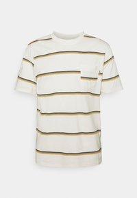 Wood Wood - BOBBY STRIPE - Print T-shirt - offwhite - 4