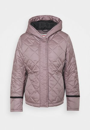 WOMENS REFINED QUILTED JACKET - Light jacket - atlantis