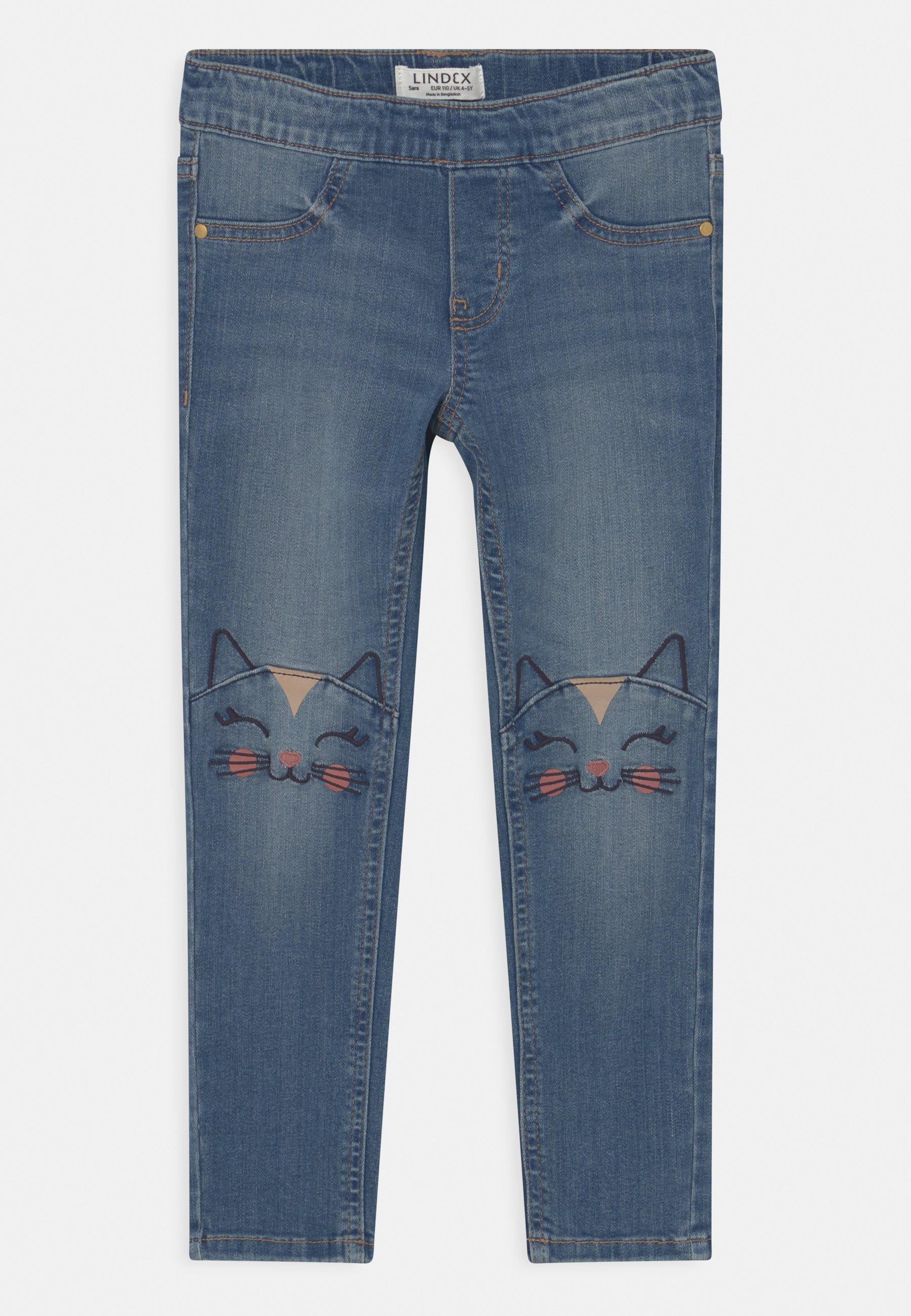 Kids MINI TROUSERS MARTINA - Jeans Skinny Fit
