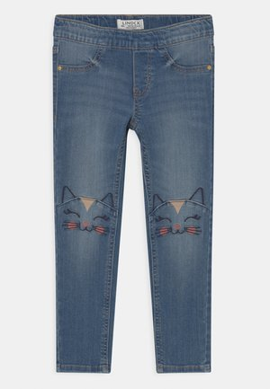 MINI TROUSERS MARTINA - Jeans Skinny Fit - blue denim
