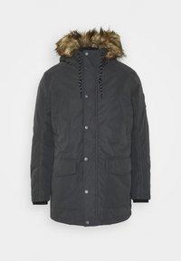 Winter coat - asphalt