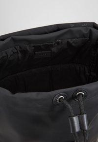 HUGO - BAHN BACKPACK  - Tagesrucksack - black - 4