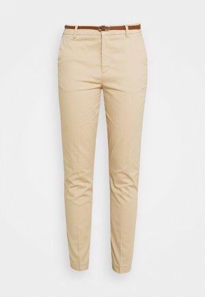 DAYS CIGARET - Pantalones - camel