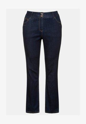 GROSSE GRÖSSEN - Jeans Tapered Fit - darkblue
