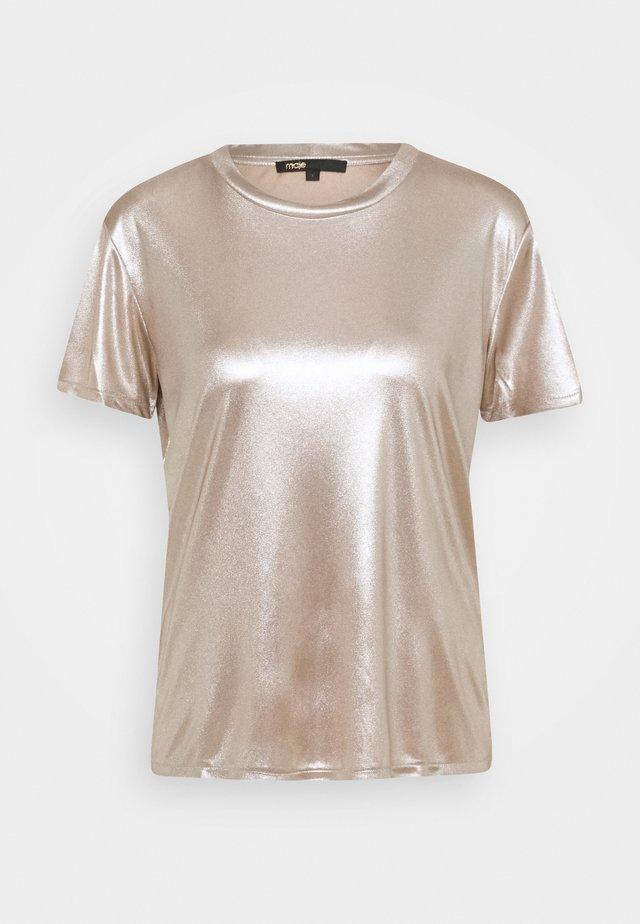 TOLEX - T-shirt imprimé - argent