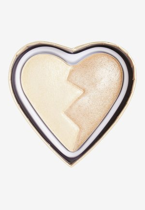 I HEART REVOLUTION HEARTBREAKERS HIGHLIGHTER - Highlighter - spirited