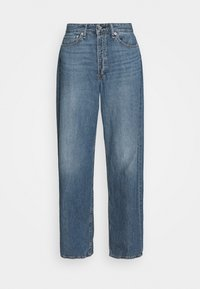 LOGAN LABEL - Relaxed fit jeans - mid to lin