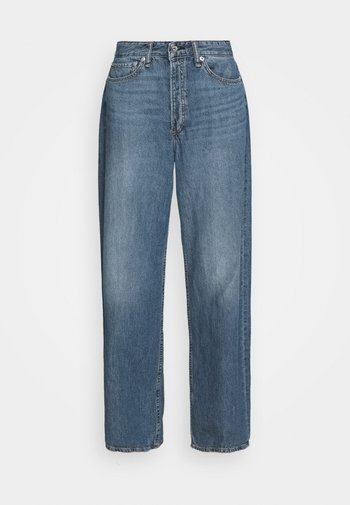LOGAN LABEL - Jeans baggy - mid to lin