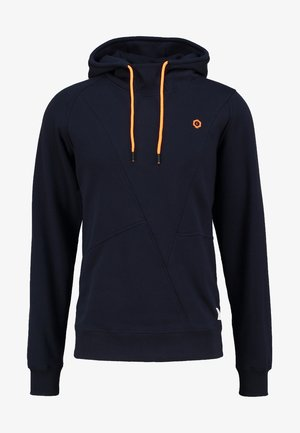 JCOPINN HOOD REGULAR FIT - Hoodie - navy blazer