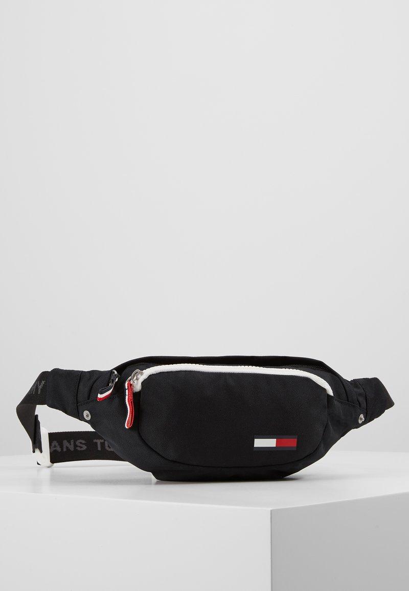 Tommy Jeans - COOL CITY BUMBAG - Bum bag - black
