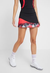 Ellesse - VIBAL - Sportovní sukně - black - 0