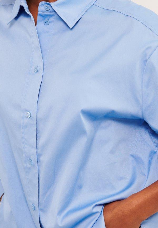 Part Two GYAPW - Koszula - vista blue/niebieski RQEM