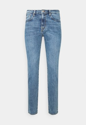 MENS - Džíny Slim Fit - light-blue denim