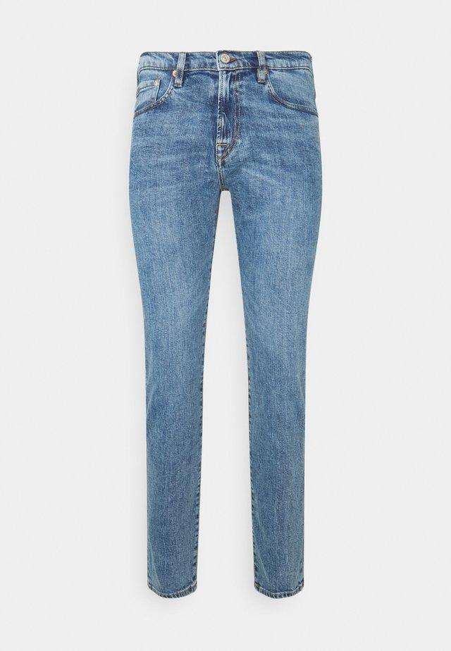 MENS - Jeans slim fit - light-blue denim