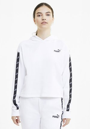 AMPLIFIED  - Hoodie - white