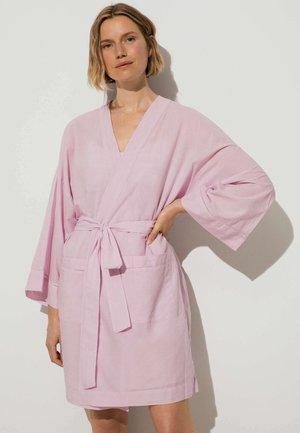 Dressing gown - mauve