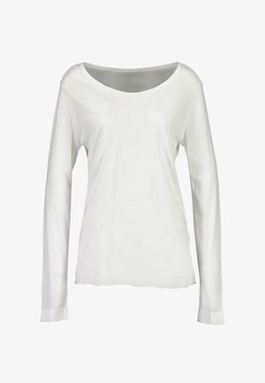 LONGSLEEVE - Long sleeved top - blanc cream