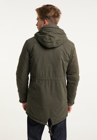 Petrol Industries - Parka - forest - 2