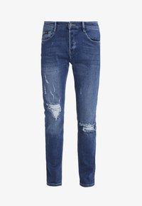 Plein Sport - SCRAT - Jeans Slim Fit - blue - 4