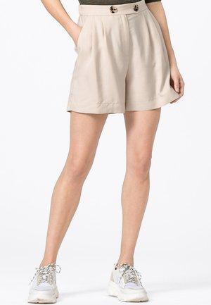 Shorts - hellbeige
