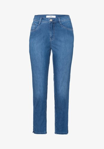 STYLE MARY  - Straight leg jeans - blue