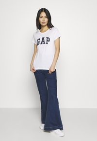 GAP - FRANCHISE TEE  2 PACK - T-shirt con stampa - navy uniform - 1